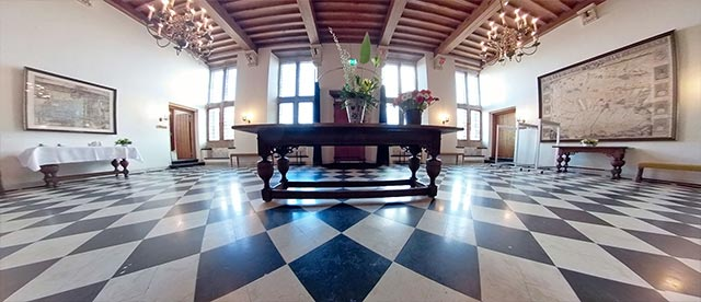 360°-VR-Panorama Stadhuis in Delft