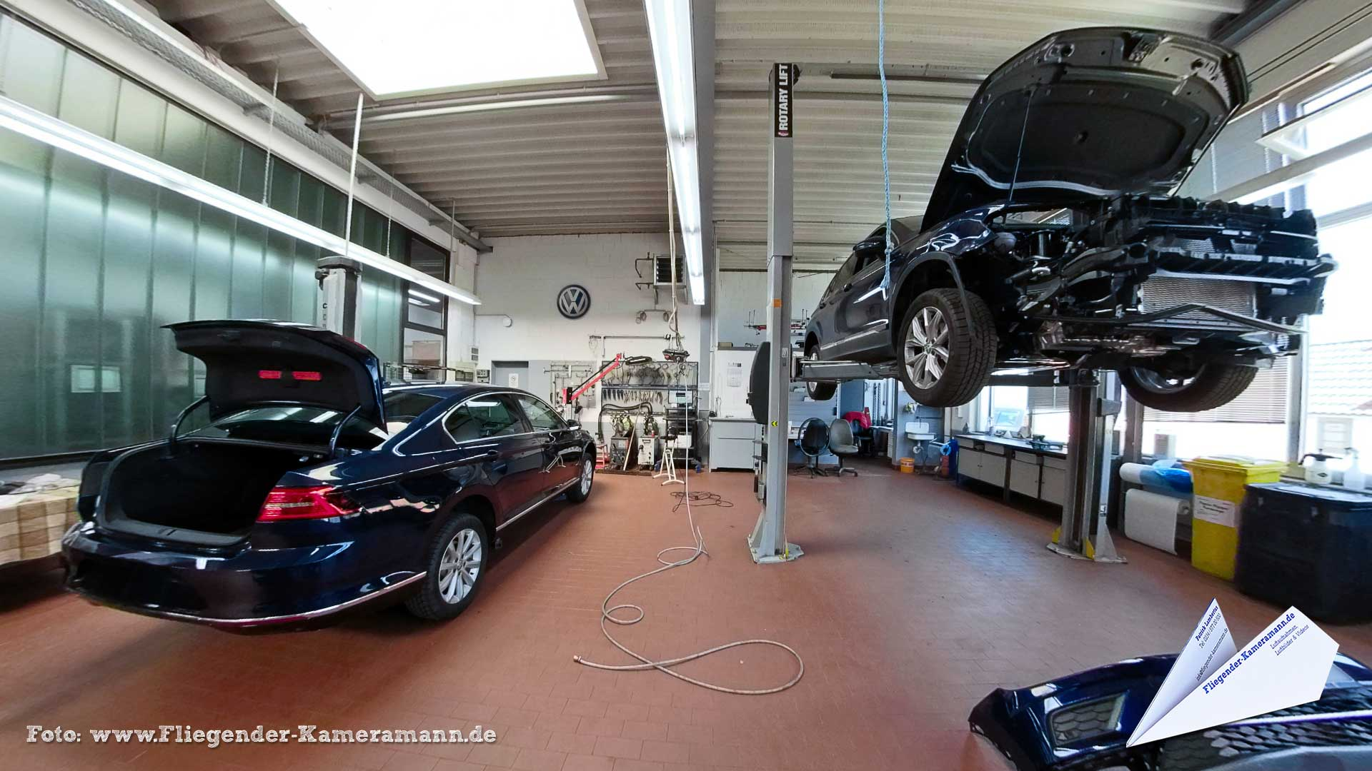 Autohaus Wicke in Bochum - 360°-Panorama
